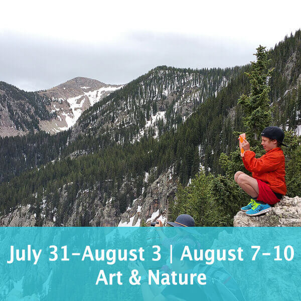 Art & Nature July August