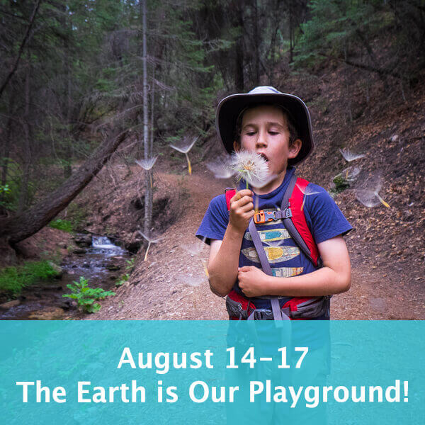Earth is Our Playground!