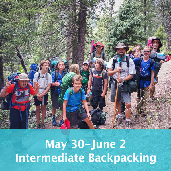 May June Intermediate Backpacking