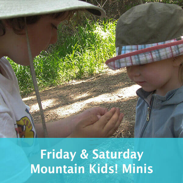 Mountain Kids! Minis