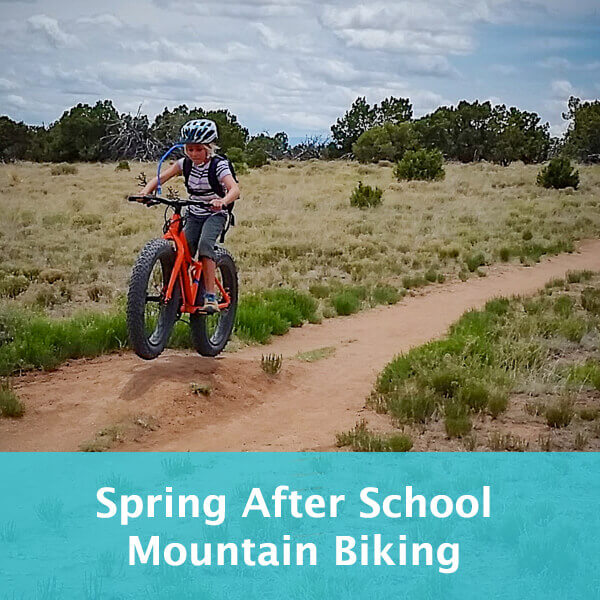 Spring Mountain Biking